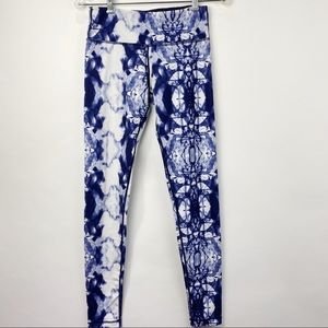 Lululemon RARE Wunder under ink blot indigo blue